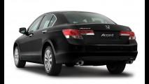 Honda lança linha Accord 2011 com novidades visuais - Preços começam em R$ 99.800