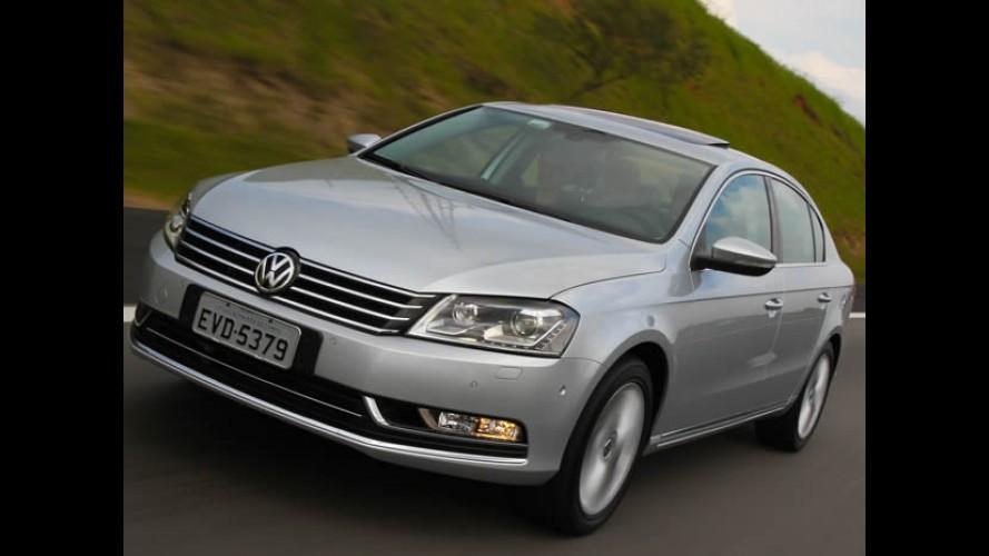 VW registra crescimento superior a 12% nas vendas mundiais em 2011