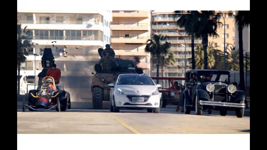 Vídeo: Peugeot 208 encara uma verdadeira