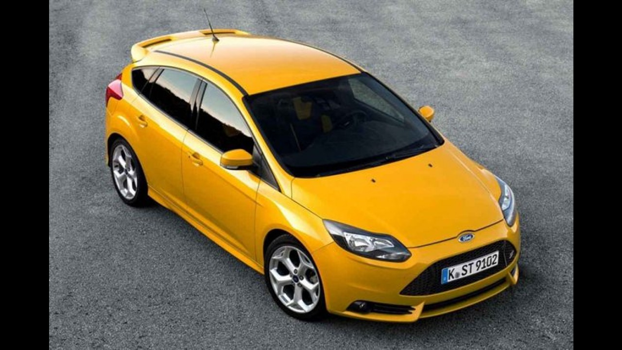 Vídeo: Primeiro comercial do Ford Focus ST nos Estados Unidos