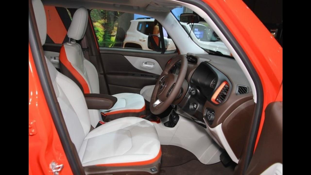 Renegade é lançado com motor 1.4 turbo na Indonésia