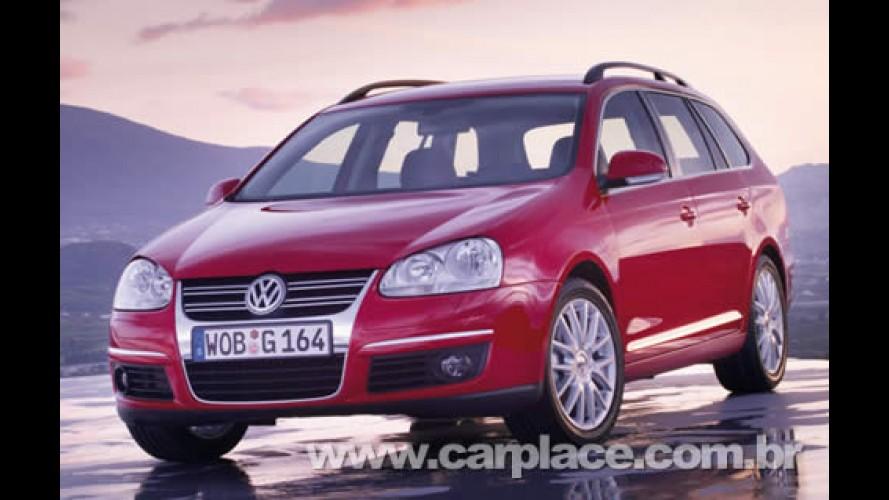 Volkswagen confirma lançamento da perua Jetta Variant em 24 de março/08