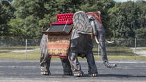 Mechanical Elephant Auction