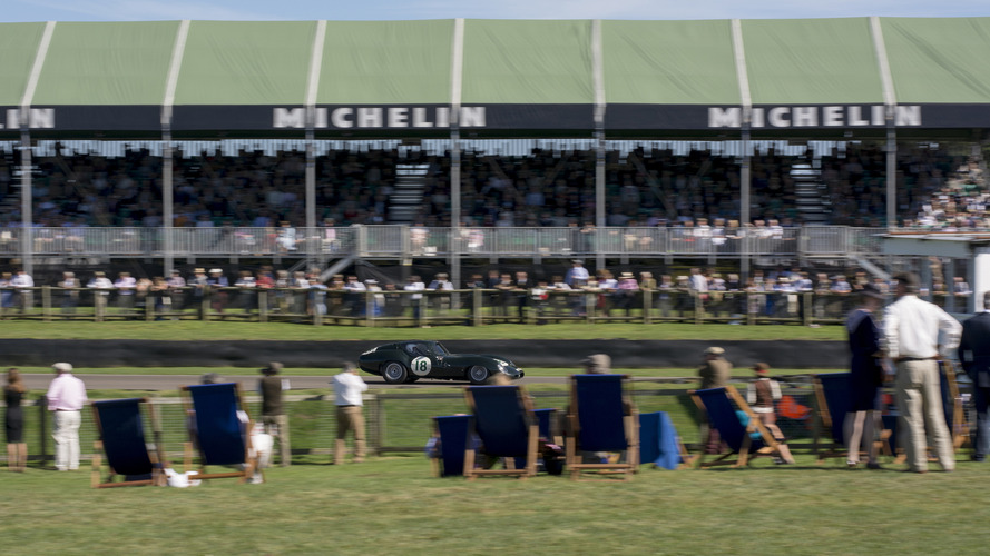 Attending Goodwood like an aristocrat