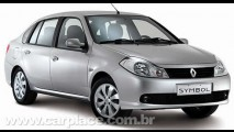 Novo Renault Symbol já chegou ao Brasil - Lançamento será no mês que vem