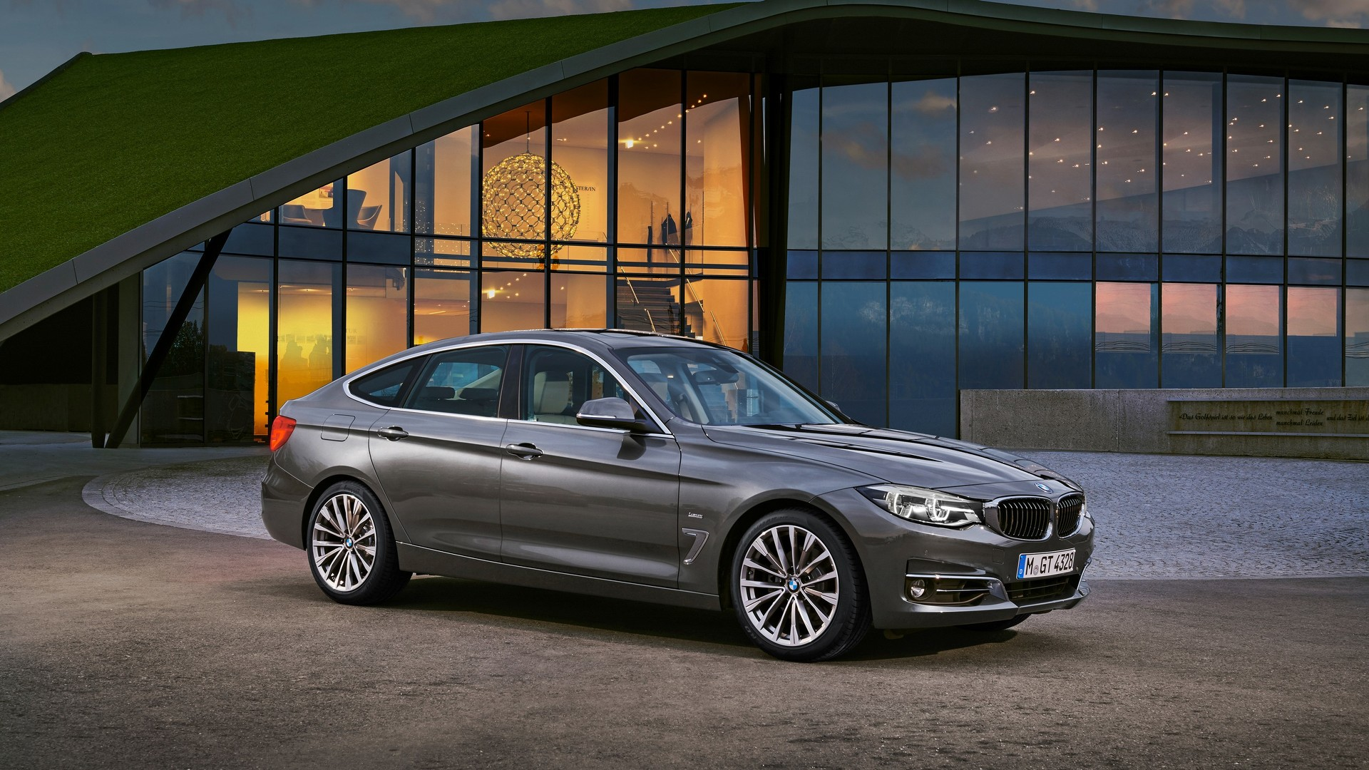 bmw 3 series gt to become 4 series gt and go electric. Black Bedroom Furniture Sets. Home Design Ideas
