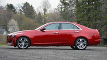 2016 Cadillac CTS Vsport