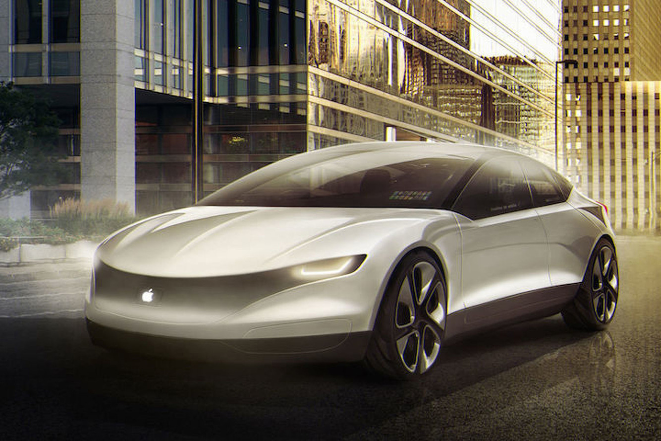 Apple rethinking self-driving car project, lays off dozens