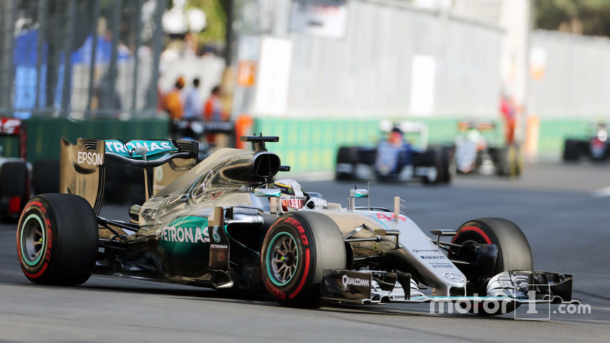 Analysis: How Hamilton was put in the shade by Rosberg's