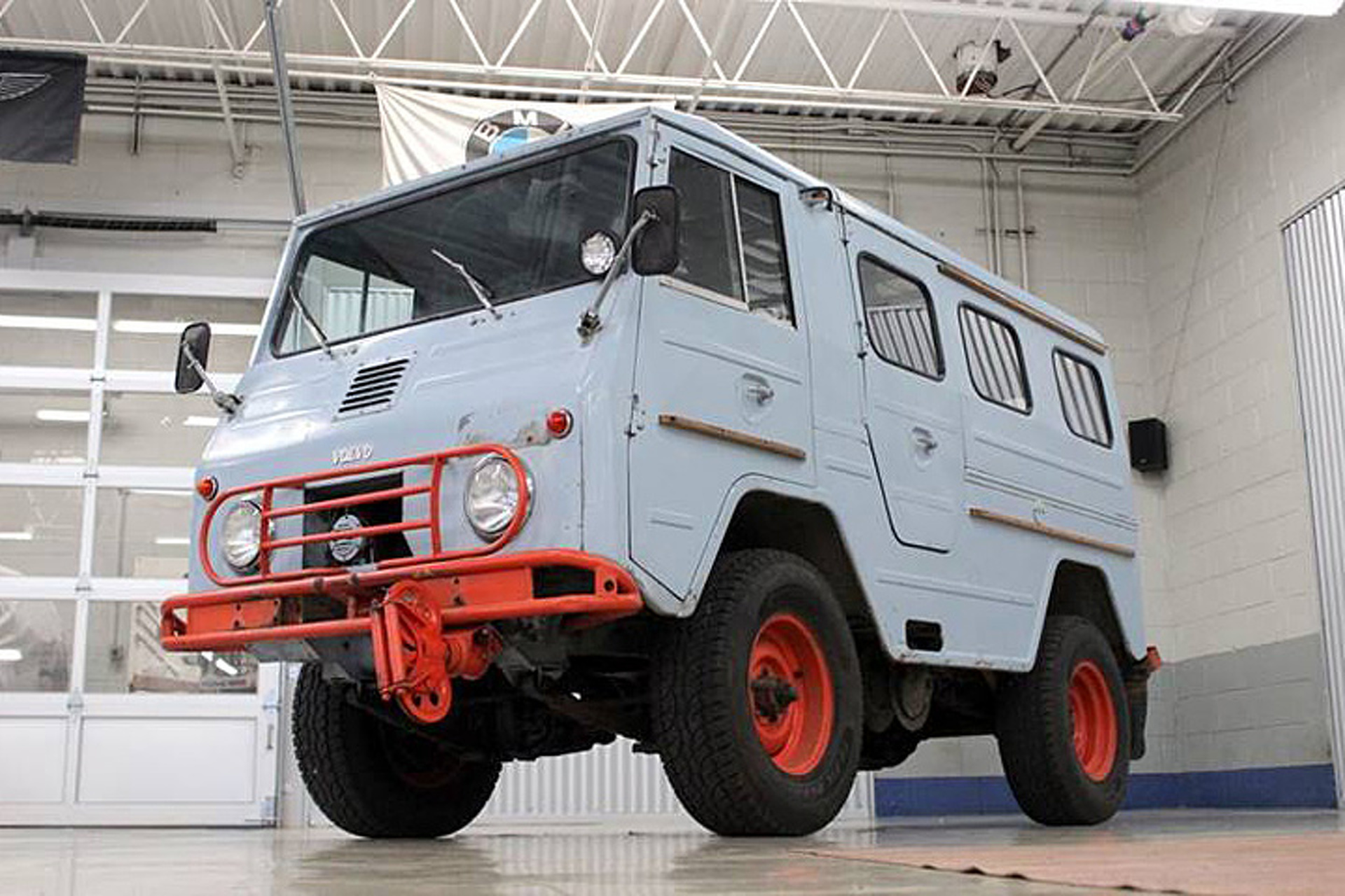 Buy This Vintage Volvo Laplander 4x4, Be the Coolest Person on the ...