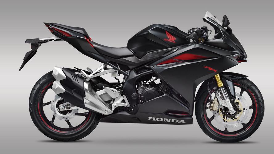 Honda unveils new CBR250RR