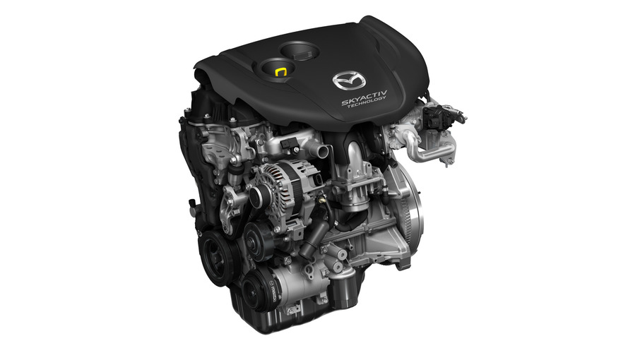 Diesel isn't dead - Mazda still working on it