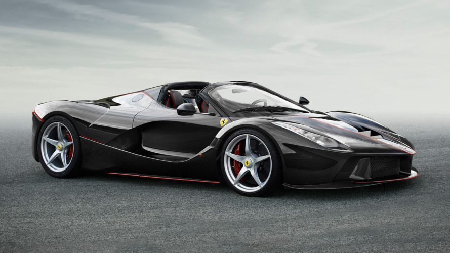 Collector sues Ferrari for not letting him buy LaFerrari Spider