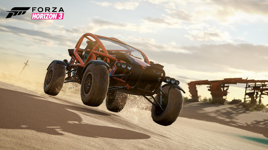 Here are the first 150 cars featured in Forza Horizon 3
