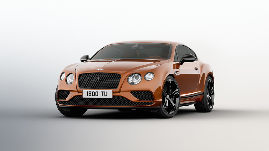 2016 Bentley Continental GT Speed revealed with 642 hp