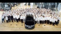 Last Volkswagen Phaeton