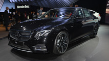 Mercedes-AMG E43 live in New York