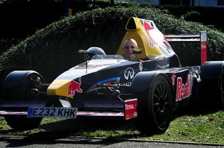 UK Man Builds His Very Own Street-Legal F1 Car