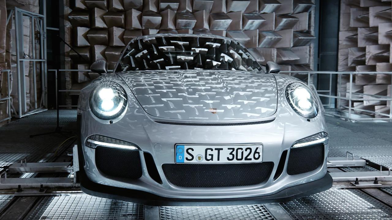 Five best sounds Porsches