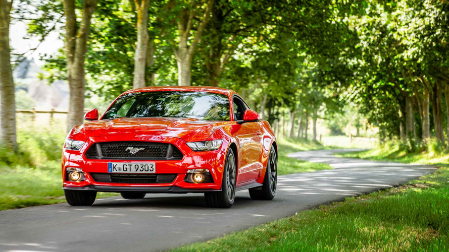 2017 Ford Mustang Review