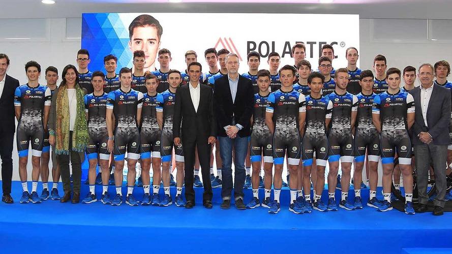 Skoda colabora con la Fundación Alberto Contador