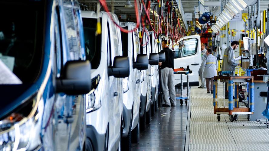 Renault embauche 240 personnes à Sandouville