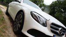 Mercedes-Benz E220 d Teszt