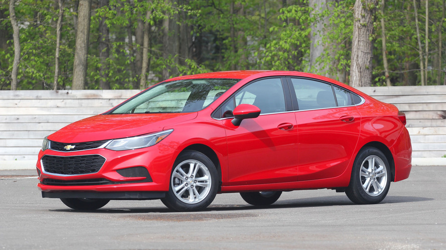 2017 Chevy Cruze Sedan İncelemesi