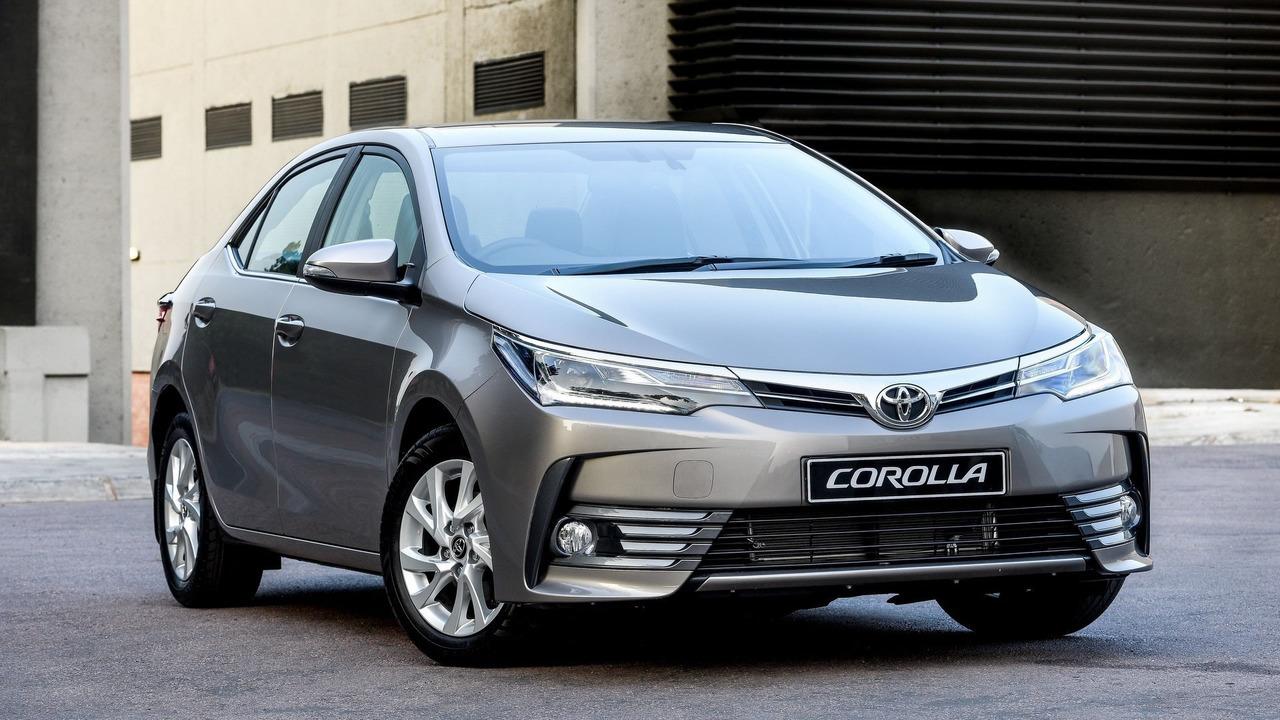 Novo Corolla 2018 Euro