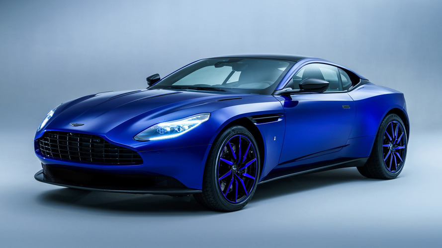 Q by Aston Martin customizations now available for DB11