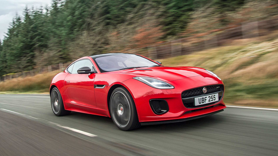 Jaguar F-Type 2.0-Litre Turbo has 300HP, More Focus, Sub-£50k Price Tag