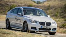 BMW 5 Series GT Hydrogen