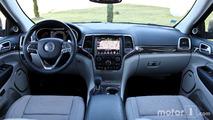 Essai Jeep Grand Cherokee 2017