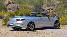 2017 Mercedes-AMG C43 Cabriolet: Review