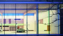 Aston Martin Gaydon plant