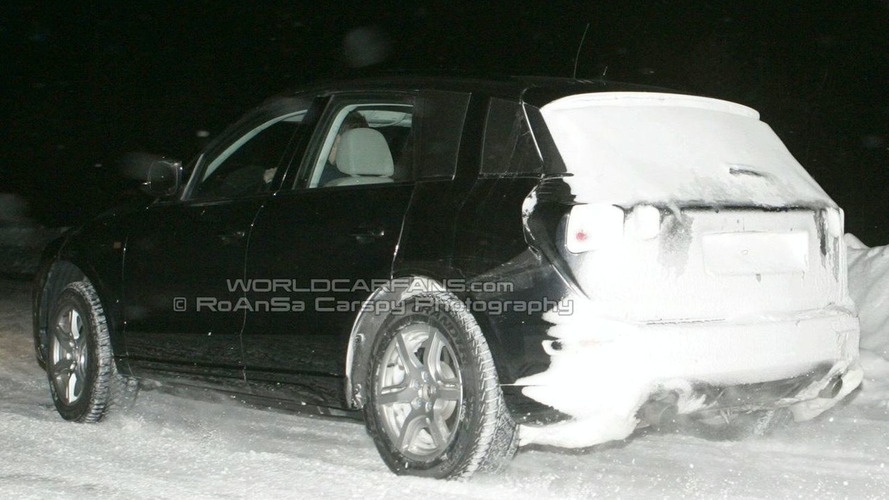 Audi Q5 Prototype Spy Photos