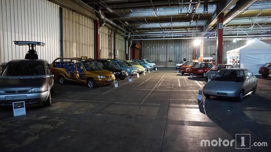 Subasta de clásicos Citroën: fotos en directo de los modelos vendidos