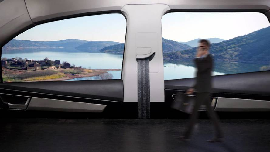 Le Skoda Karoq descend dans le métro parisien