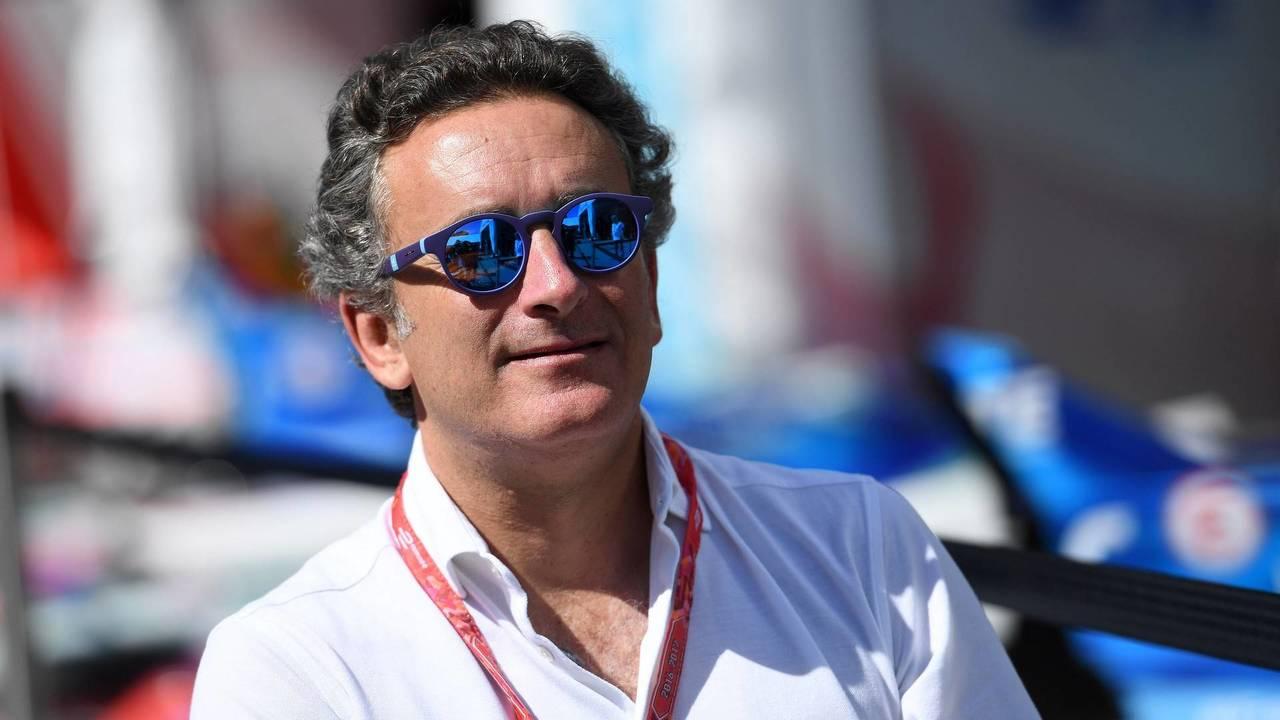 Alejandro Agag, Founder and CEO of Formula E