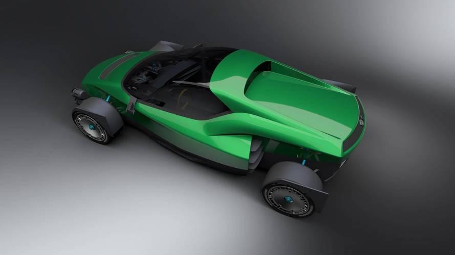 XING Mobility Miss R: ¡que tiemble el Tesla Roadster!