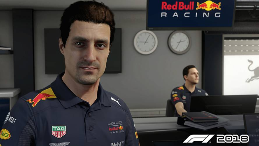 F1 2018 to include career mode rules shake-ups