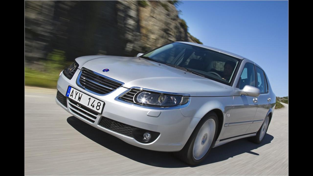Nach diversen Facelifts war der 9-5 elf Jahre im Saab-Modellprogramm