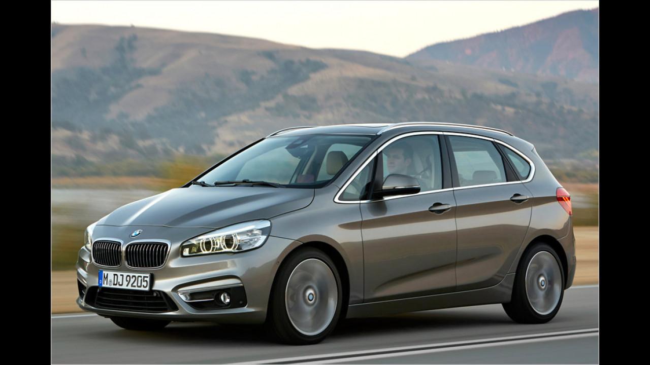 Schlusslicht Markenranking: BMW