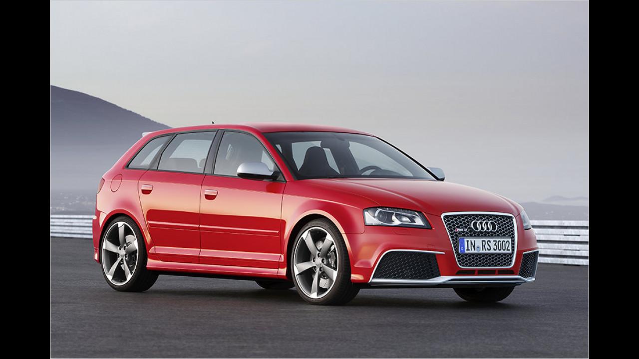 2011: Audi RS 3 Sportback