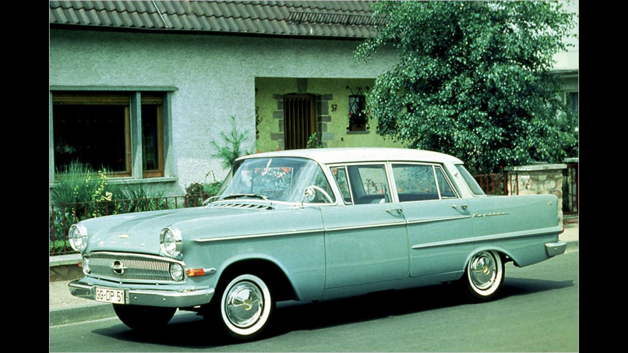 1959: Opel Kapitän