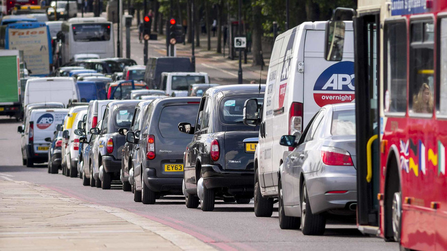 Britain To Ban New Gasoline And Diesel Cars In 2040