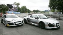 Audi R8 DTM Safety Car