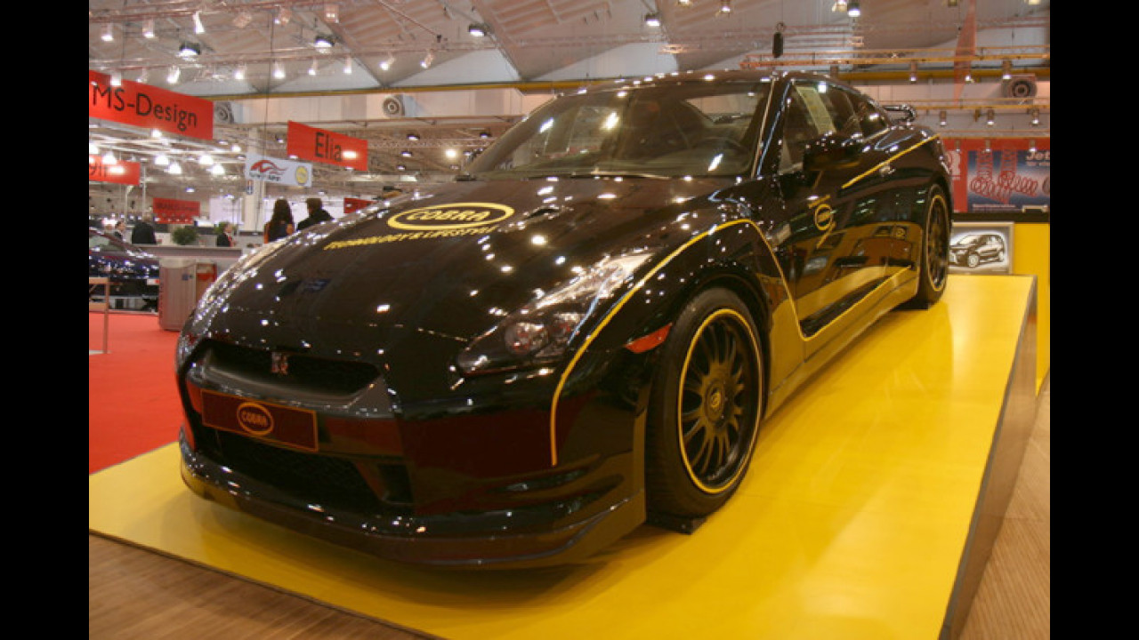 Cobra GT-R