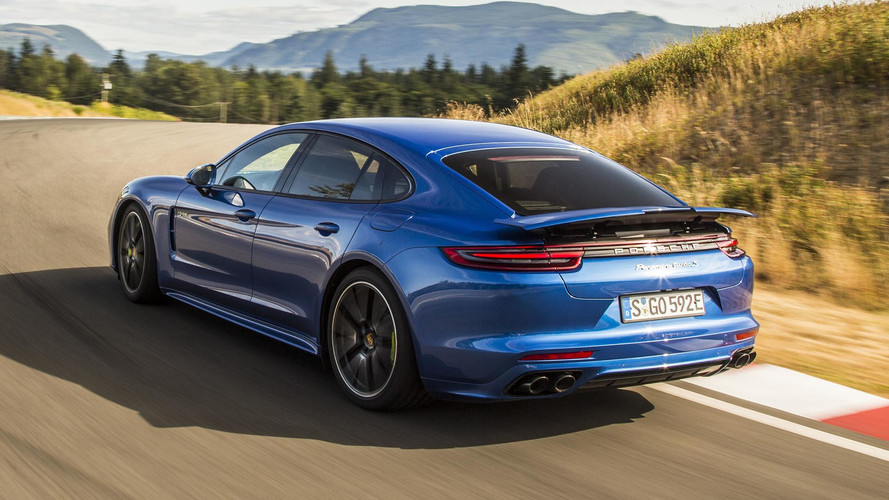 2018 porsche turbo. interesting turbo 2018 porsche panamera turbo s ehybrid review to porsche turbo