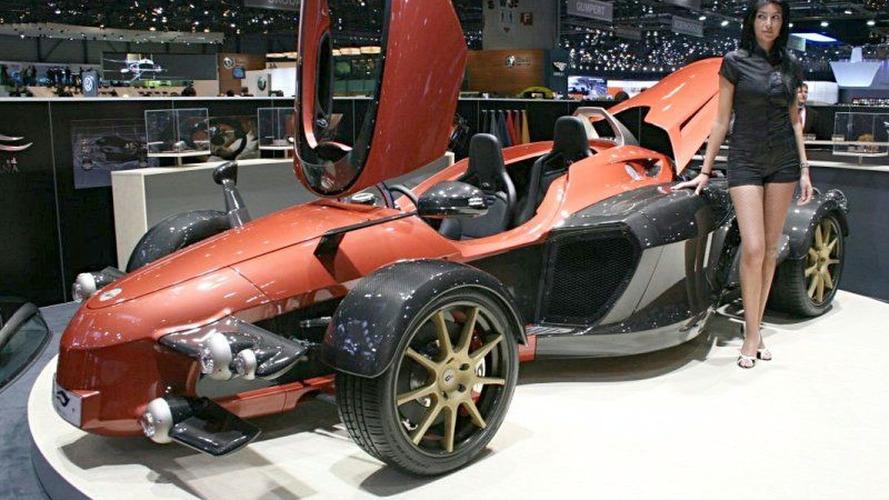 WCF Review: Geneva Motor Show (Part I)